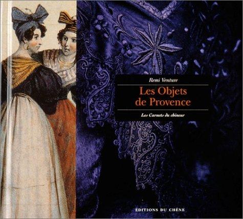Les objets de Provence