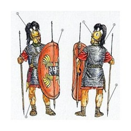 Imagen principal de Italeri 6021S  - Infantería romana