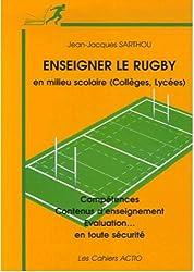 Enseigner le rugby
