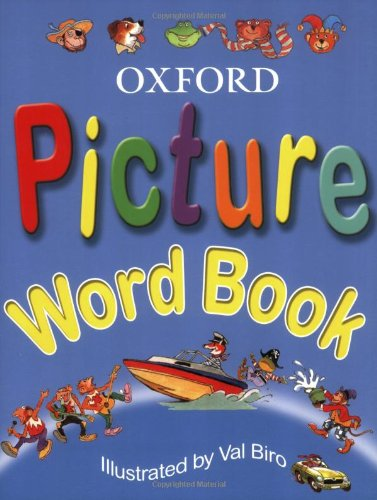 Oxford Picture Word Book