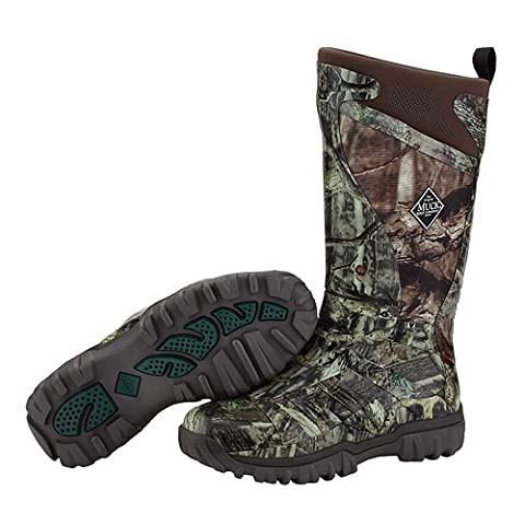 Muck Boot Men's Pursuit Supreme Hunting Shoes, Mossy Oak, 11 M US