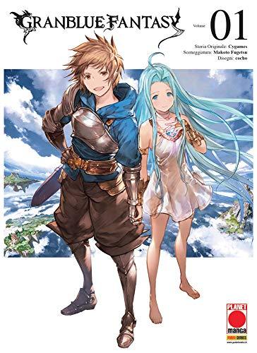 Granblue Fantasy: 1 (Planet manga) por Makoto Fugetsu