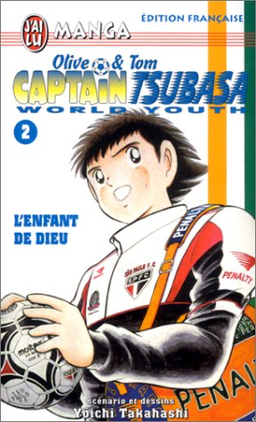 Captain Tsubasa - Olive et Tom - World Youth Edition simple Tome 2