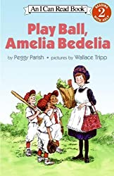Play Ball, Amelia Bedelia (I Can Read Level 2) by Peggy Parish (1996-11-05)
