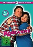 Roseanne - Die komplette 5. Staffel [4 DVDs]