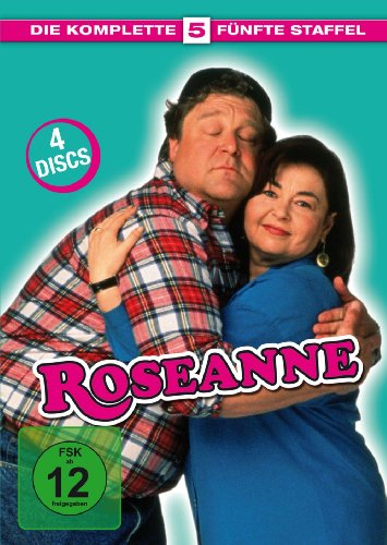 Roseanne - Staffel 5 (4 DVDs)