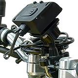 POWERED Motorrad Lenker Halterung und Ladegerät für TomTom Urban Rider