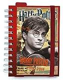 Grupo Erik Editores Harry Potter- Agenda escolar 2018-2019 día página multilingüe, 11.4 x 16 cm