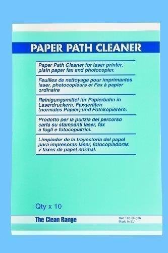 Reinigungspapier für Laserdrucker, Faxgeräte und Fotokopierer