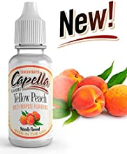 Capella Aroma 13ml DIY Yellow Peach