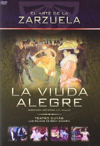 La viuda alegre [DVD]