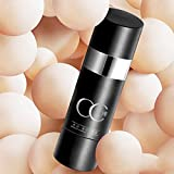 Providethebest Frauen Mädchen CC Creme Whitening Moisturizing Concealer Wasserdicht Air Cushion Creme Makeup Lotion-Stick