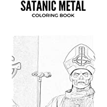 Amazon Co Uk Satanic Coloring Books Books
