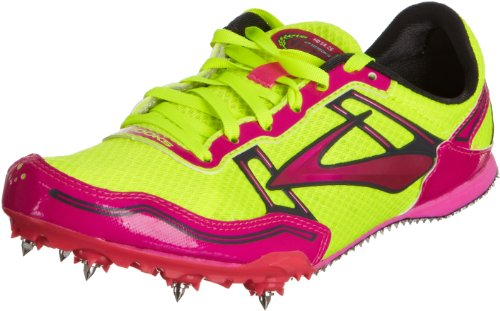 Brooks Pr Md W, Damen Sneaker Pink (Nightlife/Pink/Black)