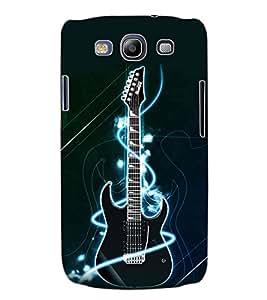 ColourCraft Guitar Back Case Cover for SAMSUNG GALAXY S3 NEO I9300I