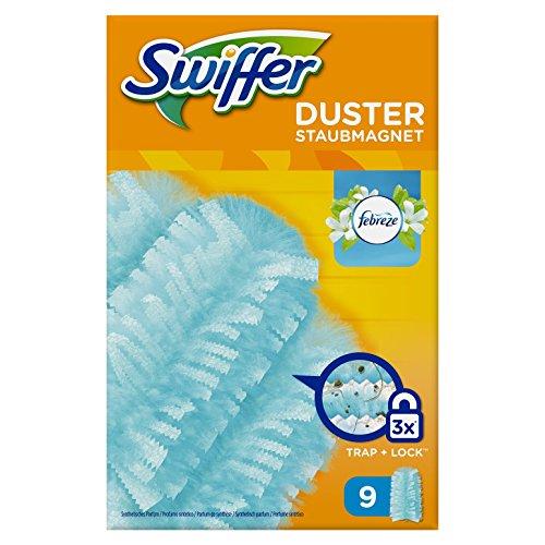 Swiffer - Recharges pour Plumeau Attrape-poussi