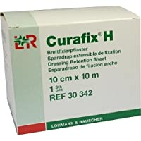 CURAFIX H Fixierpflaster 10 cmx10 m 1 St Pflaster preisvergleich bei billige-tabletten.eu