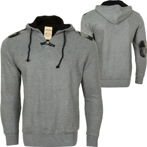 MCL Homme Hauts / Pullover Patches Gris