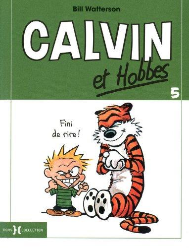 Calvin et Hobbes - T5 petit format (5)