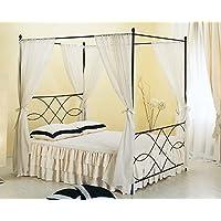 Amazon.it: letto baldacchino - Camera da letto / Arredamento: Casa e ...