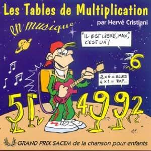 Les Tables De Multiplication En Musique