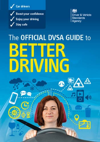 DVSA Official 2015 Guide to Better Driving Book