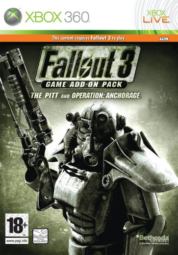 Fallout 3: Game Add-On Pack - The Pitt and Operation: segunda mano  Se entrega en toda España