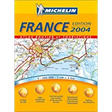 Atlas routiers : France, N° 20098 (A4 broché)
