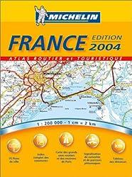 Atlas routiers : France, N° 20098 (A4 broché)