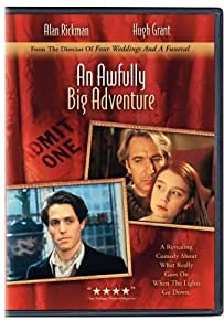 Awfully Big Adventure [DVD] [1995] [Region 1] [US Import] [NTSC]