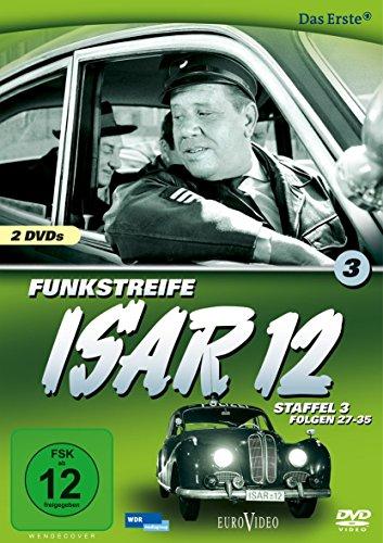Funkstreife ISAR 12 - Staffel 3, Folgen 27-35 [Alemania] [DVD]