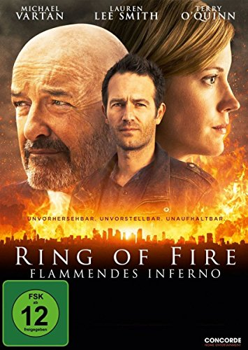 Ring of Fire - Flammendes Inferno - Of Fire-film-dvd Ring