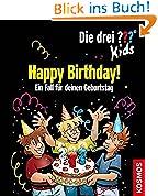 Die drei ??? Kids, Happy Birthday!