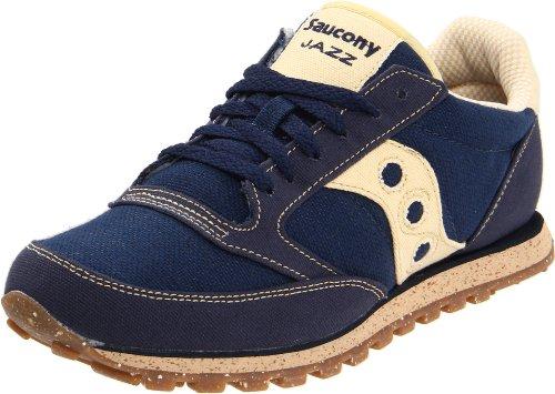 Saucony Originals Men's Jazz Low Pro Vegan Sneaker,Navy,9 M US -