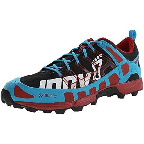 inov-8 X-Talon 212 - Zapatillas trail running para hombre - rojo/azul 2016