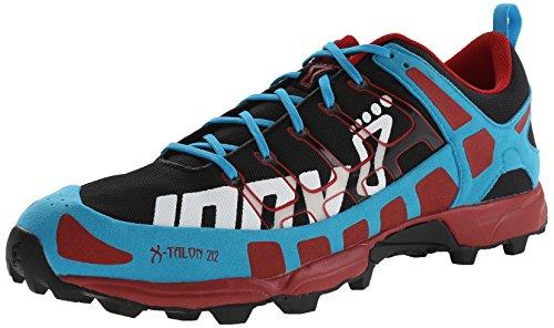 inov-8 X-Talon 212 - Zapatillas trail running para hombre - rojo/azul