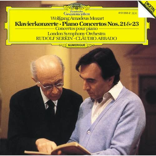 mozart piano concerto no 23 Find composition details, parts / movement information and albums that contain performances of piano concerto no 23 in a major, on allmusic.