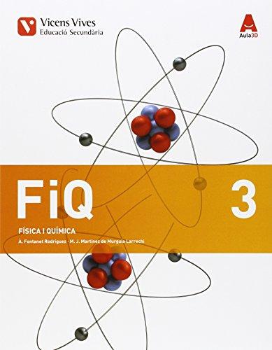 FIQ 3. Física I Química. Aula 3D - 9788468231990