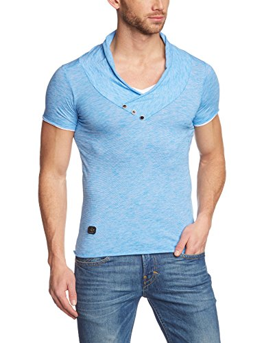 Redbridge Herren T-Shirt R41223 Blau (Blue 019)
