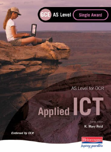 OCR AS GCE Applied ICT Single Award