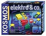 Kosmos 627218 - elektro & co. - Elektrowissen leicht gemacht