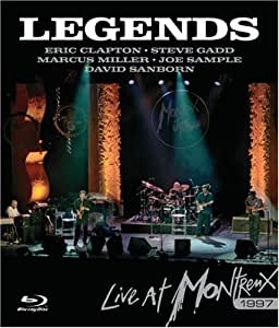 Legends: Live at Montreux 1997 [Blu-ray] [Import anglais]