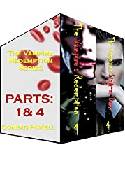 The Vampire Redemption Series: Collection Parts 1 and 4