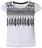 #9: Gini & Jony Baby Girls' T-Shirt (121140171228 1203_Bright White_9-12 months)