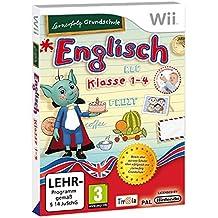 Lernerfolg Grundschule: Englisch Klasse 1 - 4 - [Nintendo Wii]