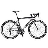 SAVA Vélo de Route de T800 Fibre de Carbone Velo de Course Homme Shimano 105 7000 22 Vitesses Système
