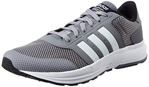 adidas Cloudfoam Saturn, Zapatillas de Deporte Para Hombre, Gris (Gris/Ftwbla/Negbas), 40 EU