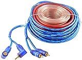 Worldtech WT777WR Car Amplifier Wiring Kit