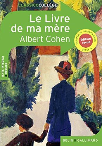 Le livre de ma mère par From Belin