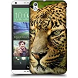 Super Galaxy Coque de Protection TPU Silicone Case pour // V00003561 mirada de leopardo // HTC Desire 816